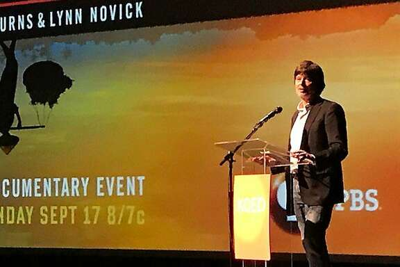 "Ken Burns, maker of ""The Vietnam War"" at Palace of Fine Arts"