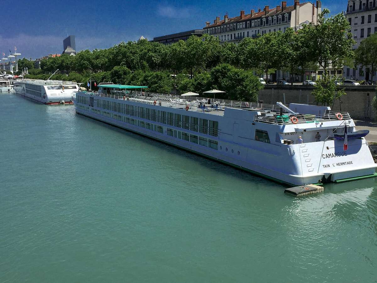 Refurbished in 2015, the MS Camargue accommodates just 104 passengers and sails from Lyon along the Rh�ne and Saone rivers.