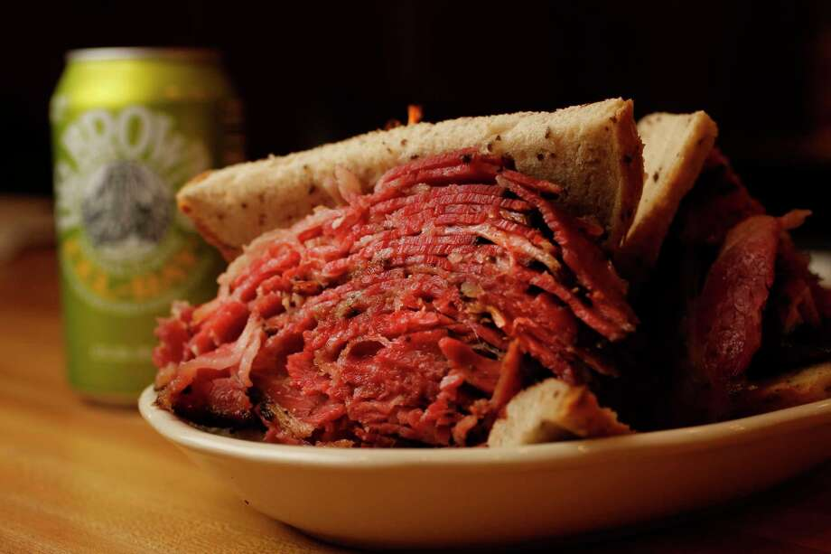 Kenny & Ziggy's is participating in New York Deli Month, with set lunch and dinner menus to benefit the Holocaust Museum Houston. Photo: Karen Warren, Staff / © 2016 Houston Chronicle