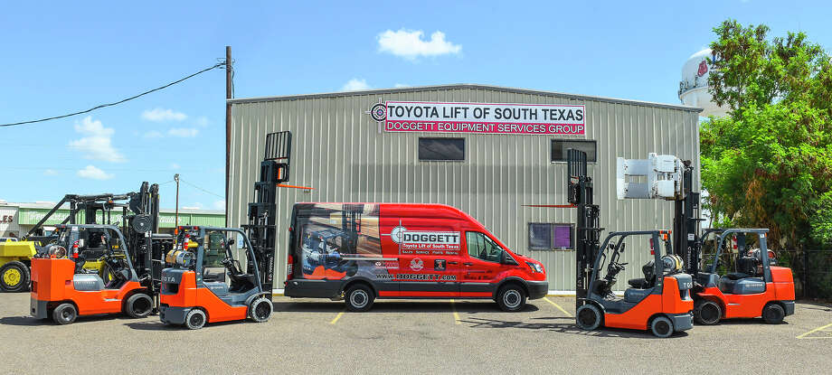 Toyota Lift of South Texas Photo: Courtesy
