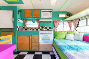 Some of the quirkiest Airbnb listings in San Francisco -- ONE TIME USE ONLY