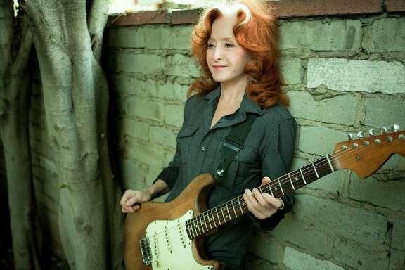 Musician Bonnie Raitt