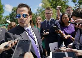 Anthony Scaramucci's way with words ... and women?