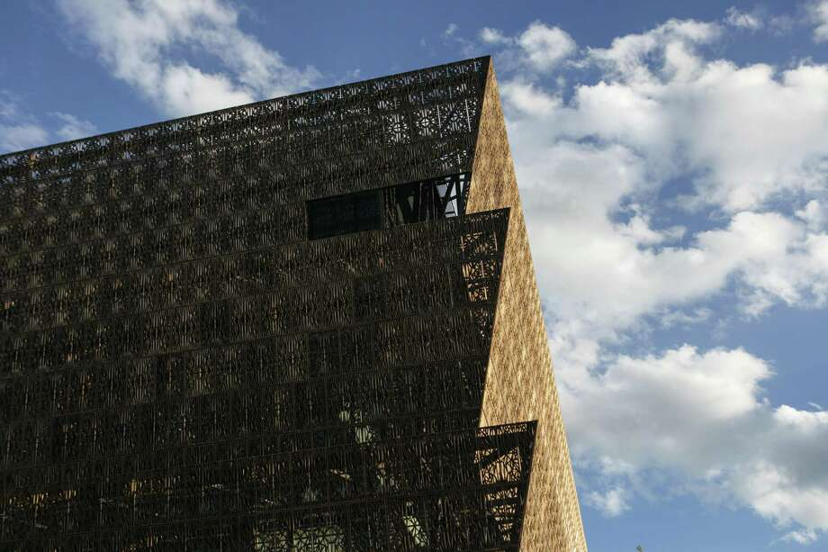 The National Museum of African American History & Culture, on the National Mall in Washington opened in 2016. Latino contributions to the United States also deserve a Smithsonian museum. Photo: LEXEY SWALL /NYT / NYTNS