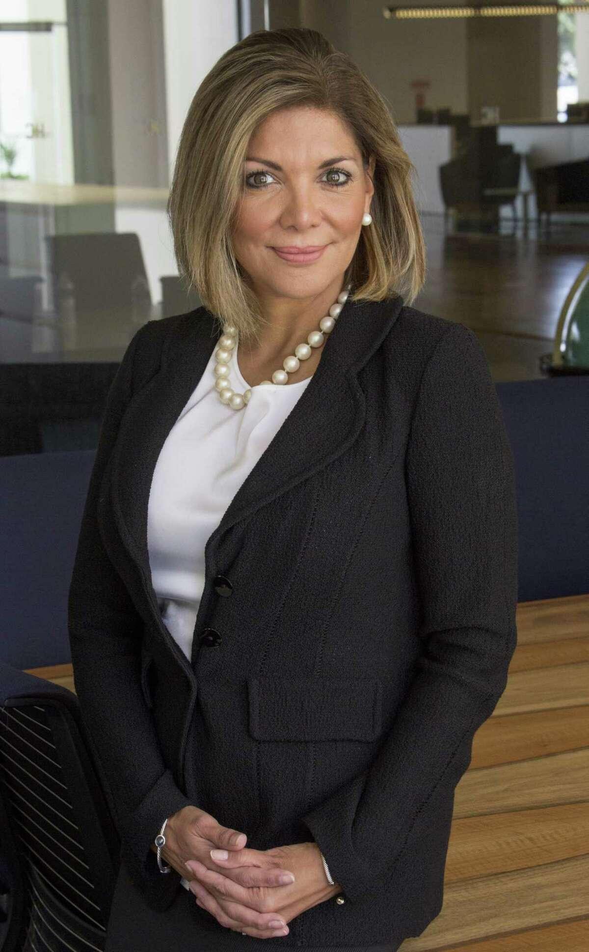 former Texas Supreme Court Justice Eva Guzman