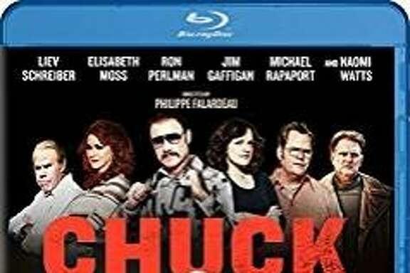 "Blu-ray cover: ""Chuck"""