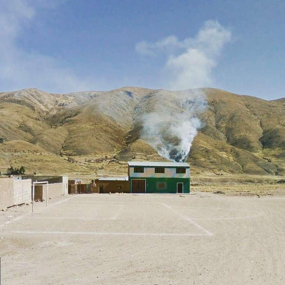 Oruro, Bolivia. Photo: Courtesy Jacqui Kenny