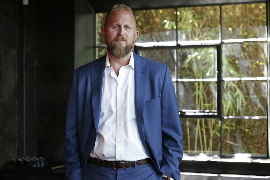 Portrait of Brad Parscale Monday July 10, 2017 at Giles-Parscale. Assets of San Antonio design and marketing firm Giles-Parscale are being purchased by publicly-traded digital marketing and e-commerce service provider CloudCommerce Inc. in a deal valued at $9 million. Photo: Edward A. Ornelas /San Antonio Express-News / © 2017 San Antonio Express-News