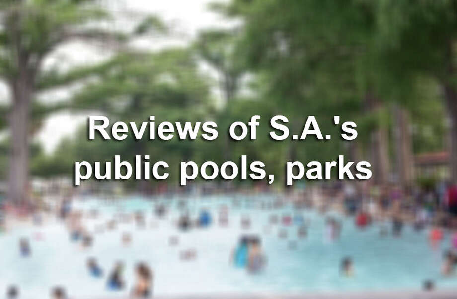 Social media sites like Yelp, Facebook and Google give San Antonio pool and park visitors the chance to rate their experiences. Take a look at what San Antonians had to say about some of the city's public pools and parks in the following slideshow. Photo: File