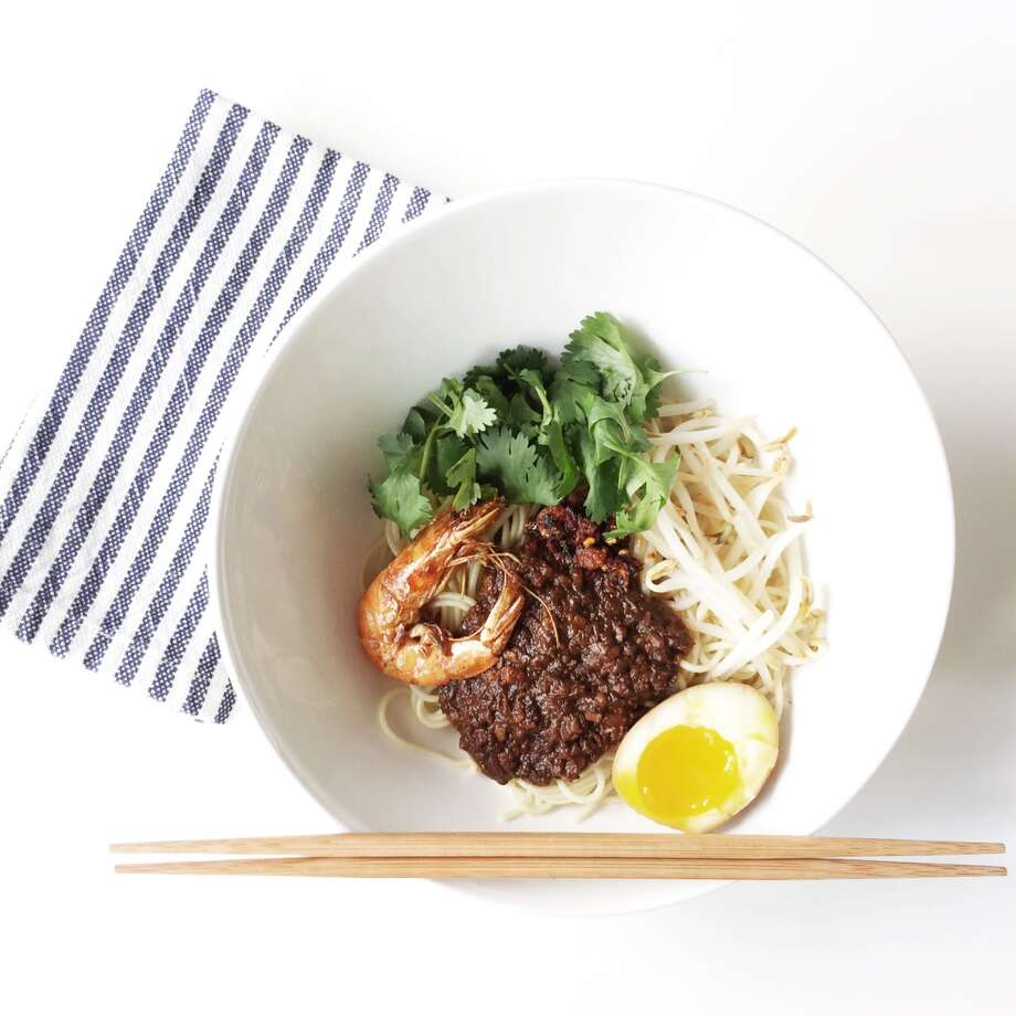Chef Sam Chang will prepare a Taiwanese dish, Slack Season Noodles, during the Summer Outdoor Cooking Series at Eight Row Flint icehouse, Aug. 1, 8, and 15.
