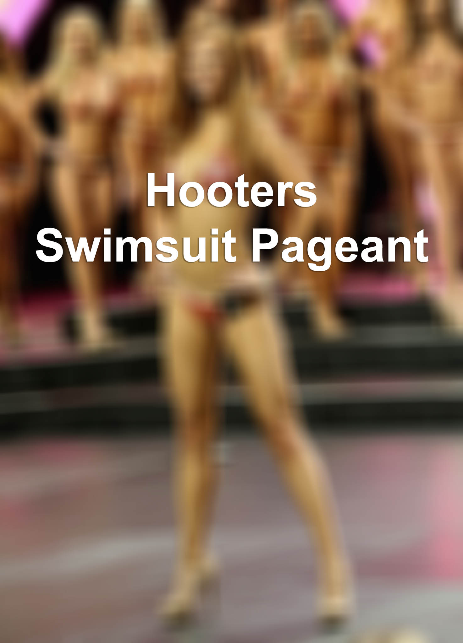 e8b661ad96271 Women dress down for the 21st Annual International Hooters Swimsuit Pageant