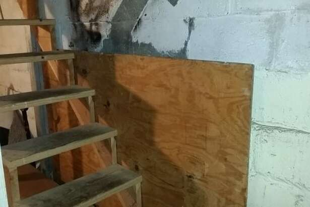 New house mysteries: What's behind that plywood?