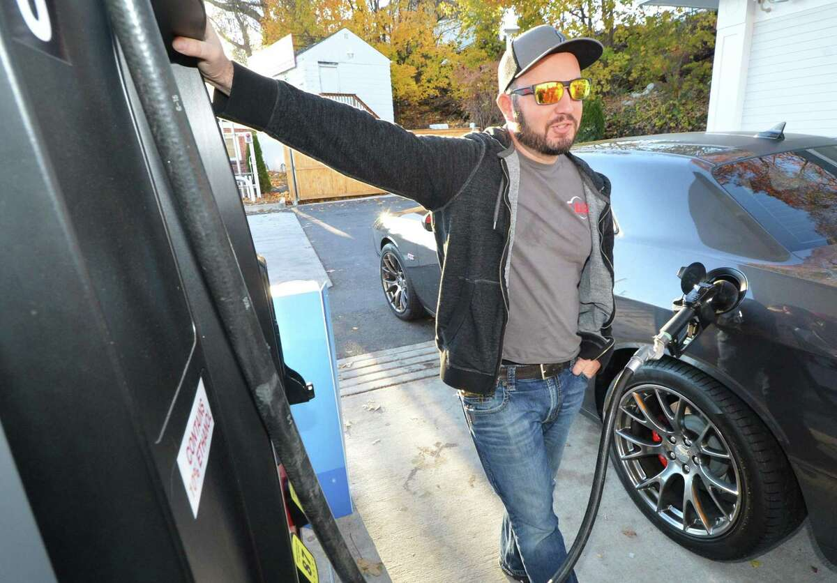 New Jersey and Oregon are the only states with laws prohibiting self-service gas stations.
