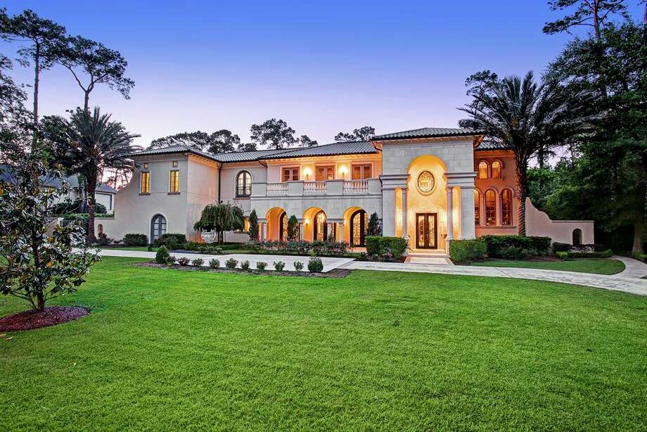 sprawling memorial mansions on the market now houston chronicle