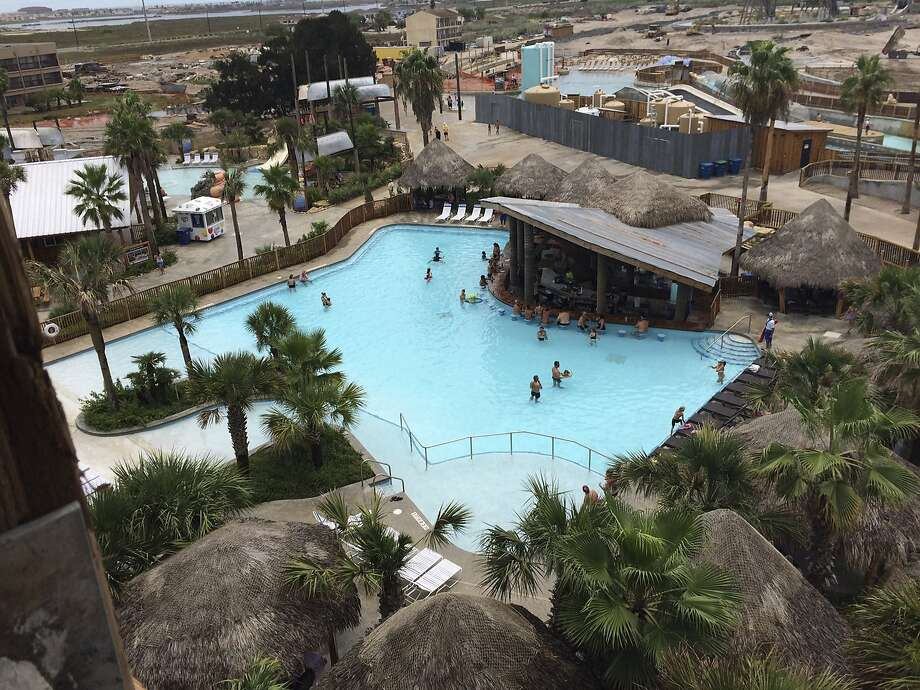 About 270 acres surrounding the Schlitterbahn water park and resort on North Padre Island was foreclosed on Tuesday. Austin lender Axys Capital Credit Fund took title to the property. Photo: Courtesy, Schlitterbahn Waterparks & Resor
