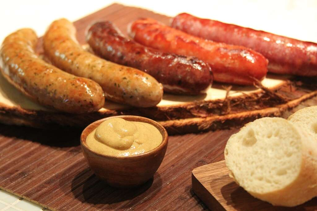 The best of the wurst at King\'s Biergarten - Houston Chronicle