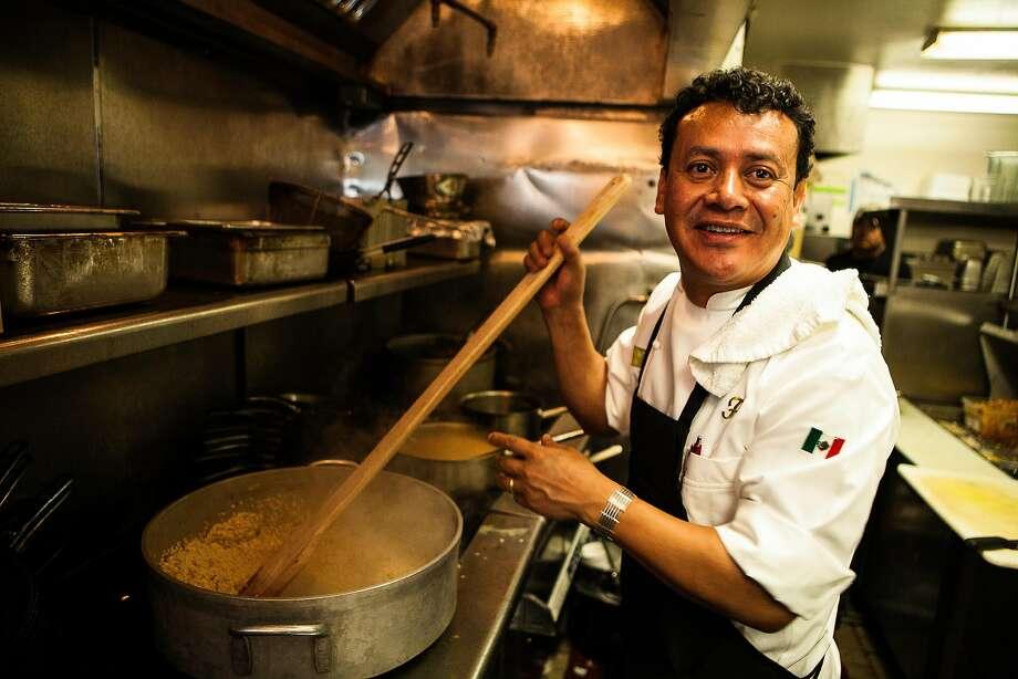 Chef Hugo Ortega. Photo: Mina Group