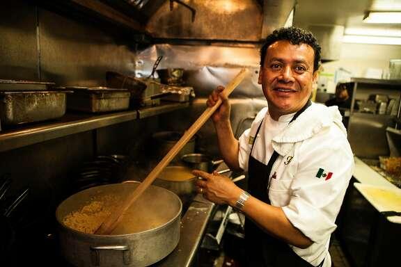 Chef Hugo Ortega.