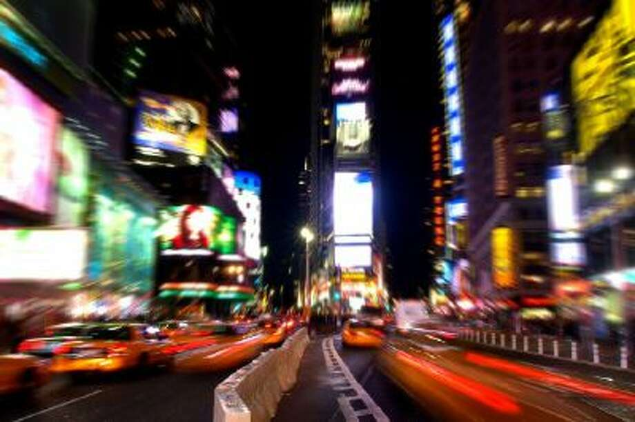 New York's buzzing nightlife gave it the leading edge to be named the best overseas city for readers of Conde Nast Traveller U.K.