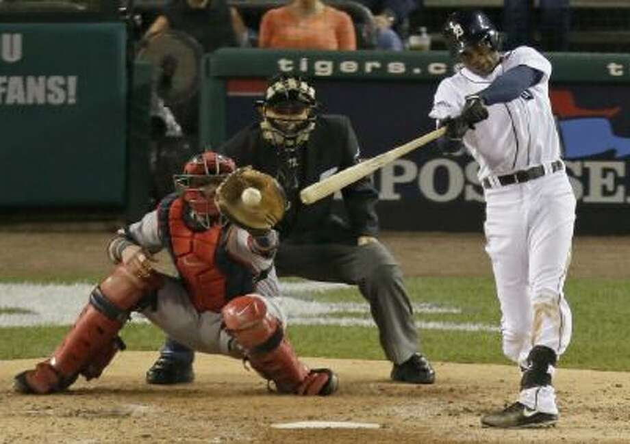 The Tigers and Red Sox face each other Thursday night with the series tied 2-2.