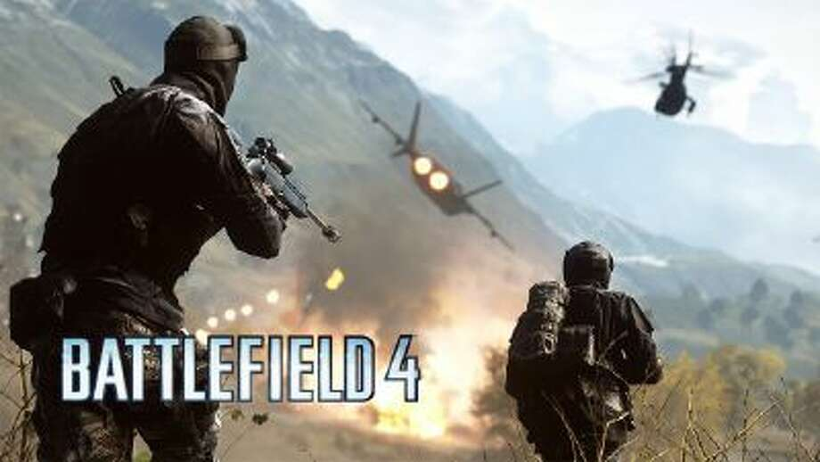 Spectacle on a grand scale in 'Battlefield 4'