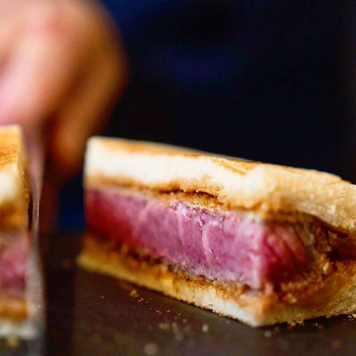 Wafyumafia, with its $180 wagyu beef sandwich, is looking to open in San Francisco.