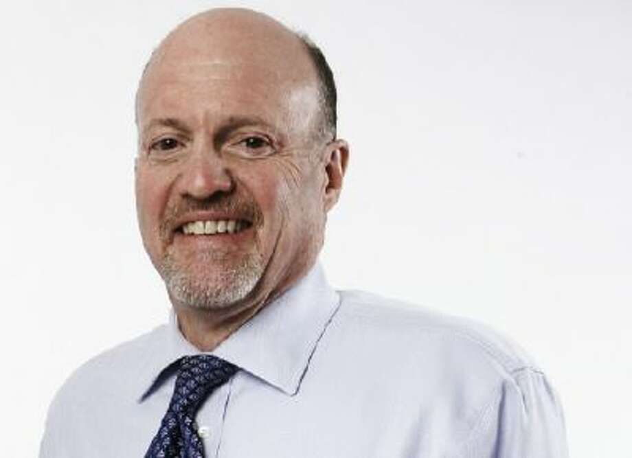 Author and investing commentator Jim Cramer