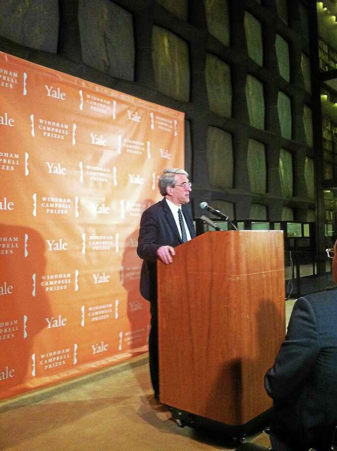 Yale President Peter Salovey. Photo: (James Shelton - New Haven Register)