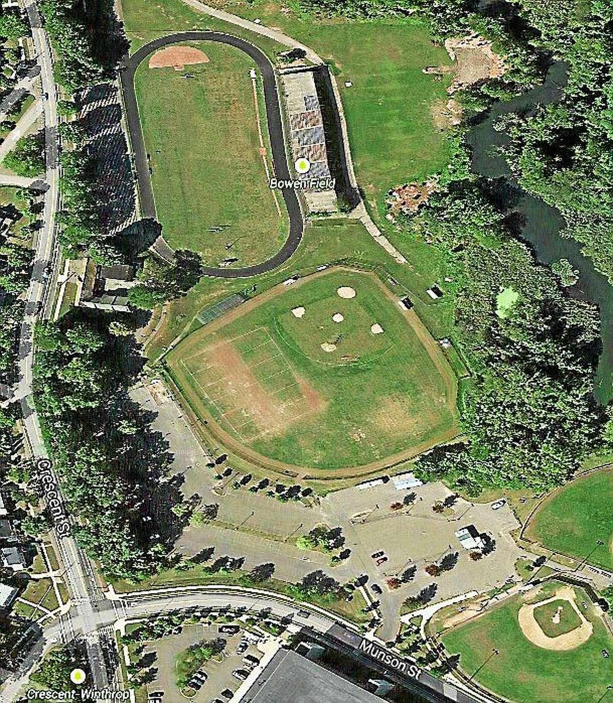Bowen Field.