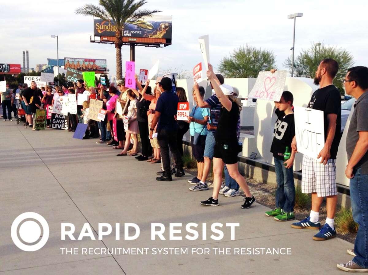 From Rapid Resist's press deck.