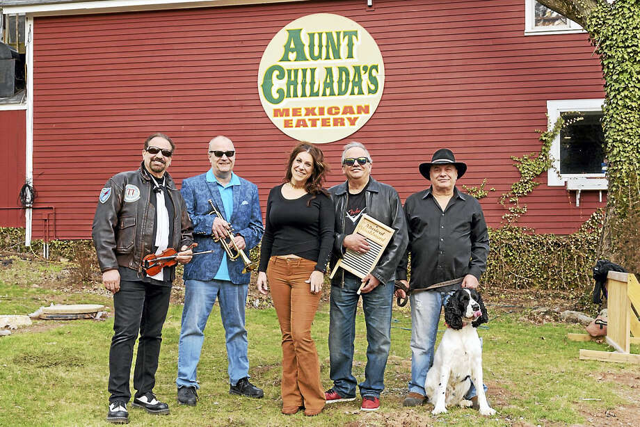 Saville Row will be the entertainment April 22 at 6 p.m. when Gimme Shelter, Hamden's Animal Shelter Initiative, holds a fundraiser at Aunt Chilada's on Whitney Avenue in Hamden. Photo: Contributed   / © James R Anderson 2017n