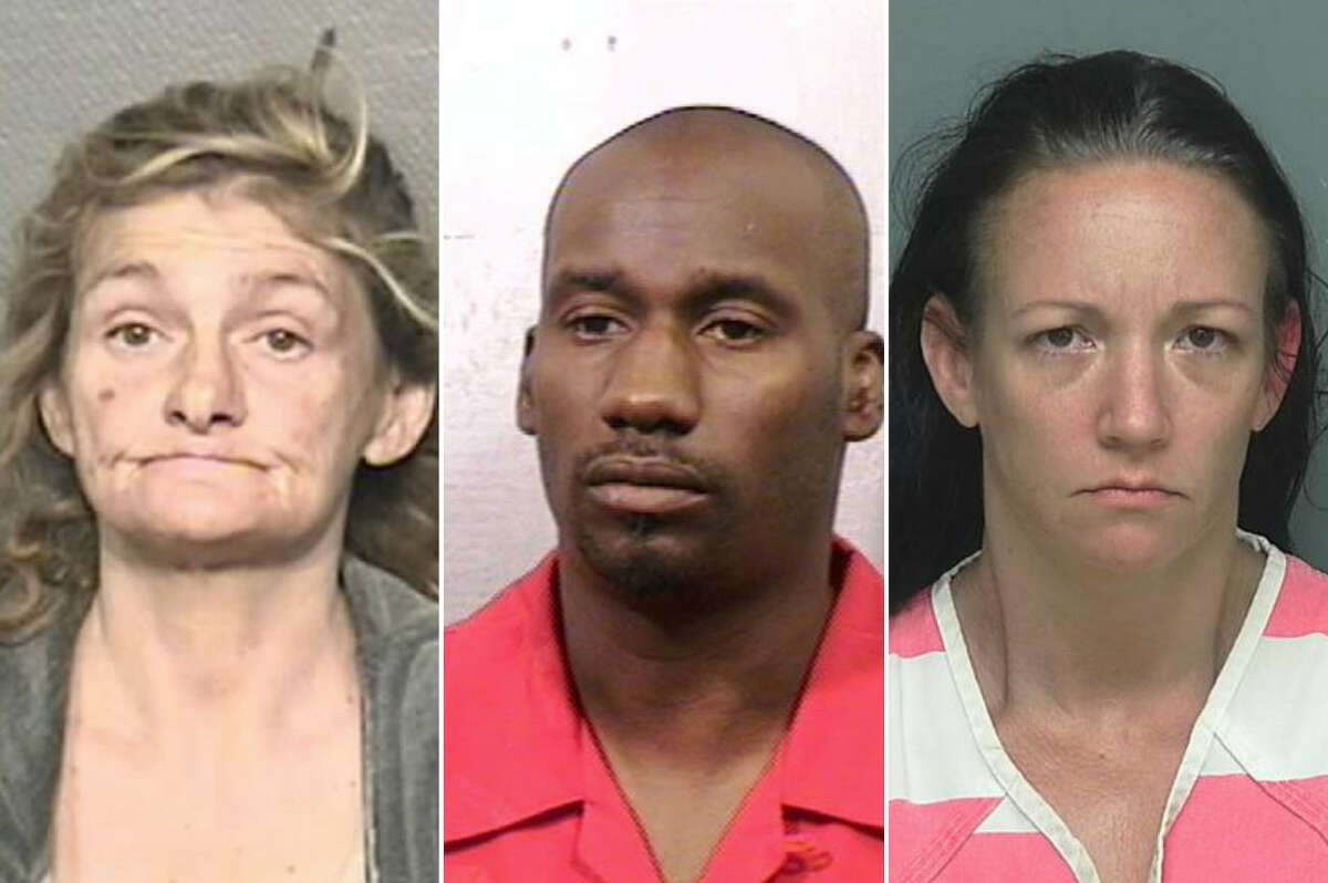 Continue clicking to see the Houston-area men and women who have been charged with murder so far in 2017.