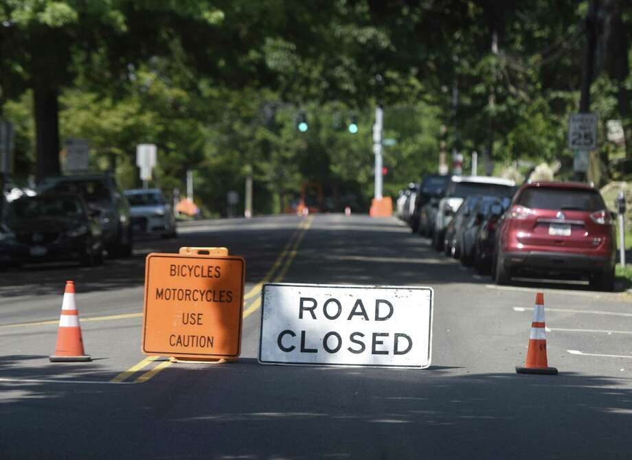 Click through to see the roads that will be closed during the Greenwich Town Party... Photo: Tyler Sizemore / Hearst Connecticut Media / Greenwich Time