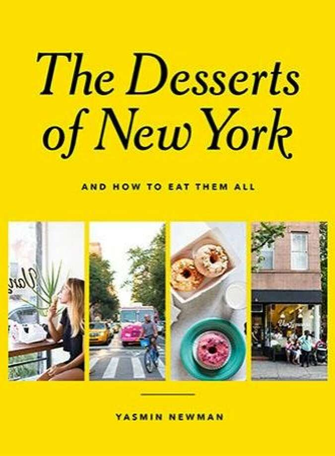 "Cover from the book ""The Desserts of New York."" Photo: Hardie Grant Books"