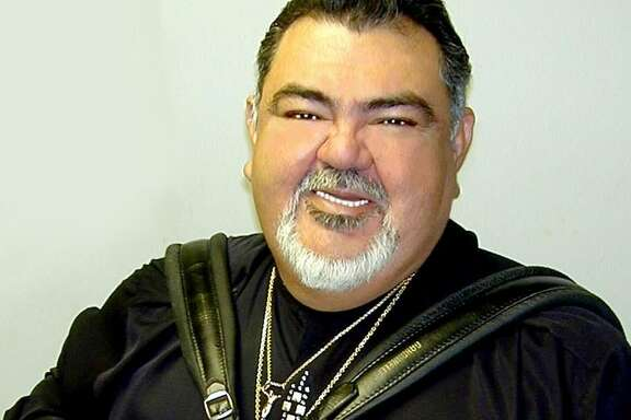 Conjunto accordionist and singer Nick Villarreal was known for his hit novelty songs.