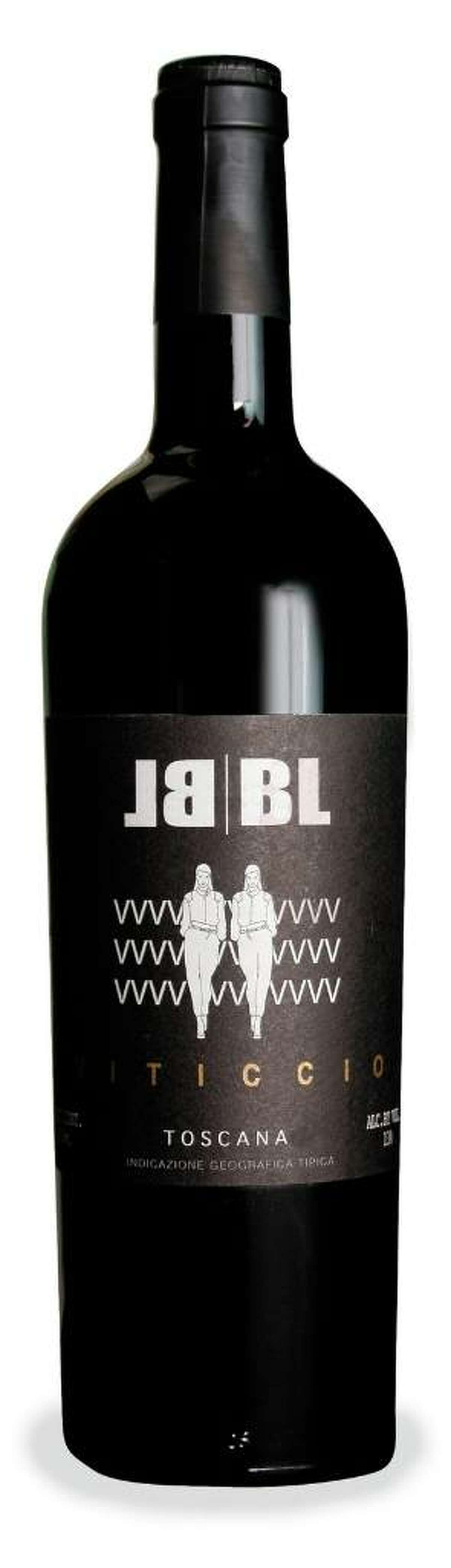 Blake Leonard and Beatrice Landini have launched a wine business and their first wine, Bl BL, a varietal wine, will be introduced on Friday.