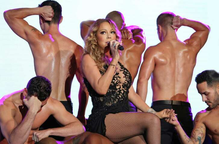"""Mariah Carey's new TV show, """"Mariah's World"""" will follow her as she tours through the U.K. Europe, and Africa. The show premieres Sunday on Bravo and E!. The subsequent episodes air on E! Sunday nights. (Evans Vestal Ward/NBCUniversal)"""
