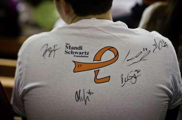 Remembering Yale's Mandi Schwartz: White Out gets touch of