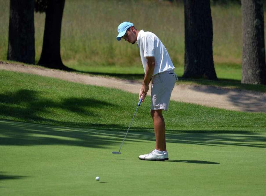 Danbury amateur golf #7