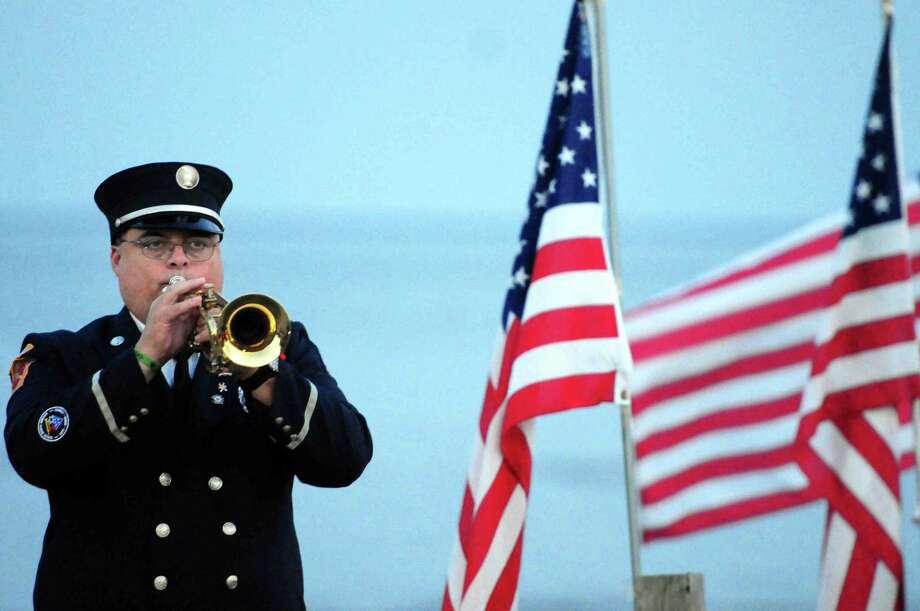 Photo Essay: September 11 Memorial Service