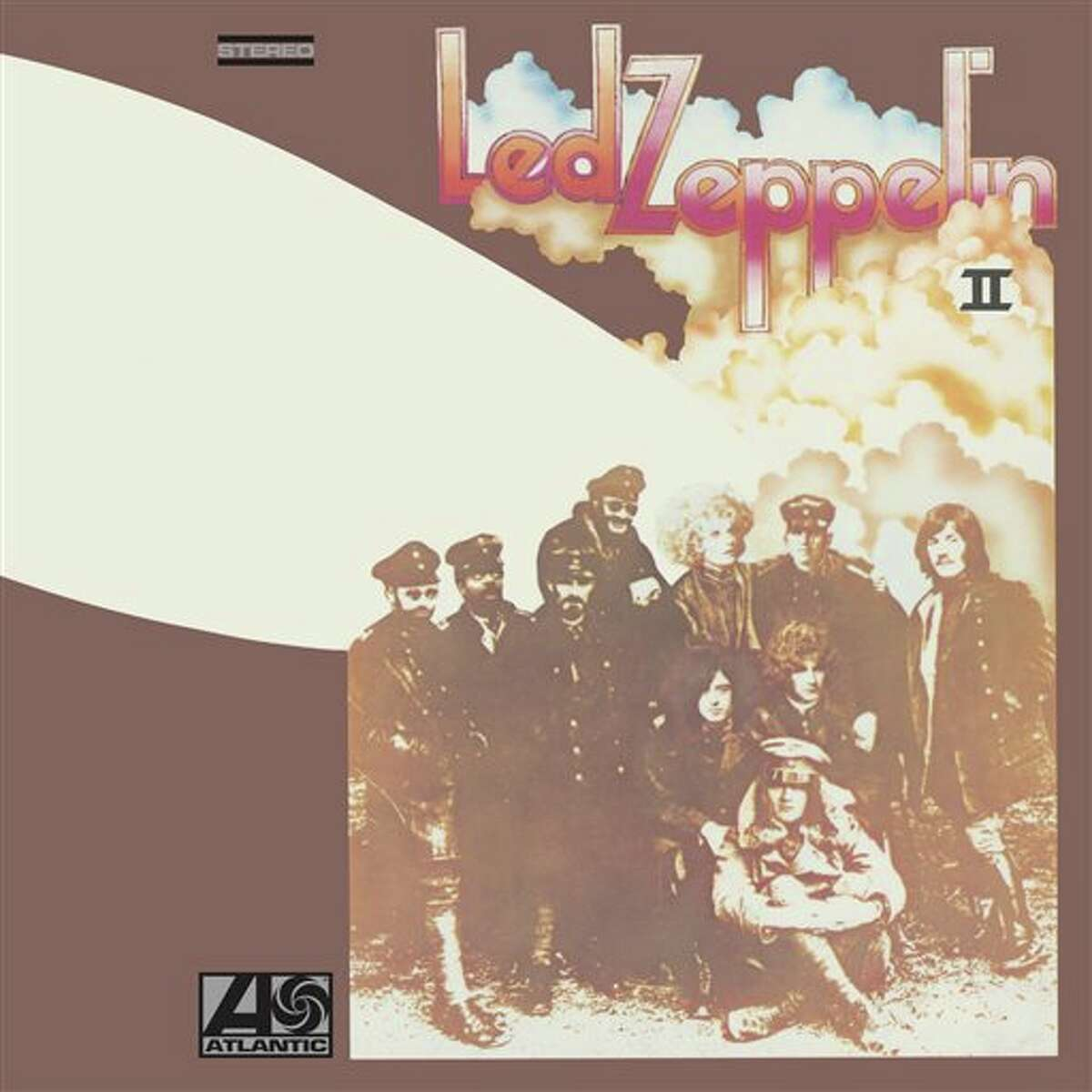 No. 48 Led Zeppelin: Led Zeppelin II