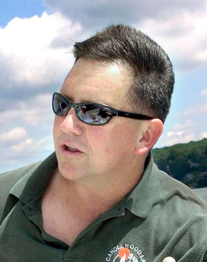 Larry Marsicano, Exectutive Director of the Candlewood Lake Authority. Photo: File Photo / The News-Times File Photo
