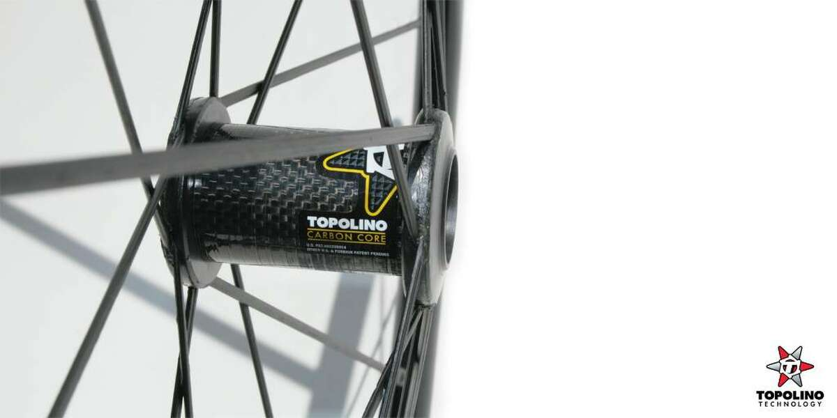Topolino Technology, a Bethel-based maker of bicycle wheels, recently came out with the CarbonCore WX2.5 wheelchair wheels, which they say are the lighest in the