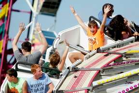 Huron Community Fair — Tuesday Midway 2017