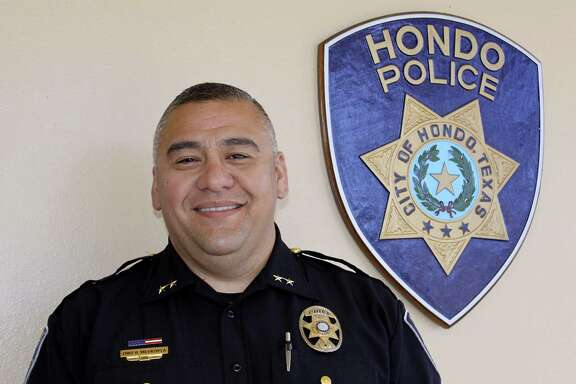 Brian Valenzuela joined the Hondo police in 2000.