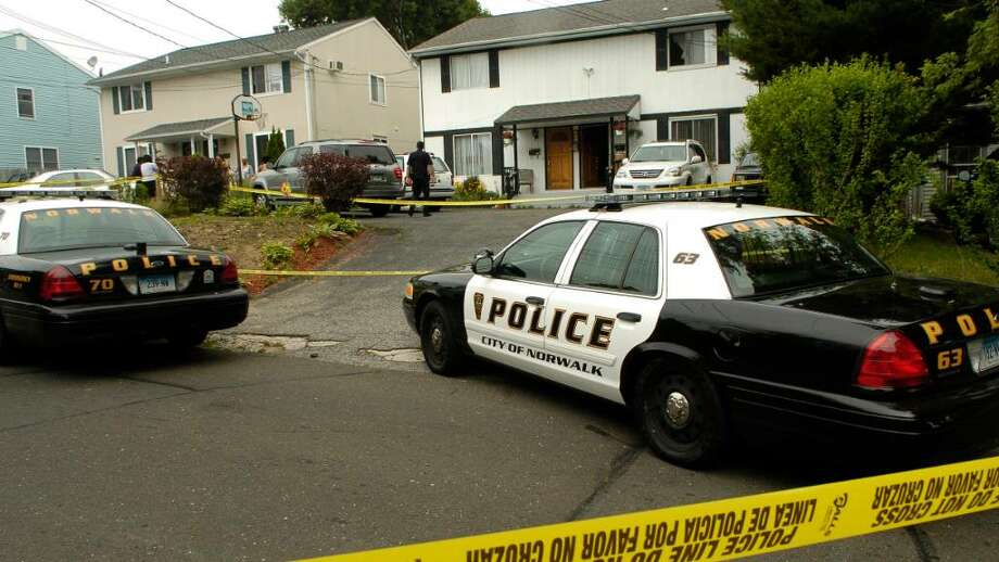 Enid Dickens, 57,  and her 73-year-old mother were shot to death this morning June 14, 2010 at their home on 31 Couch Street in Norwalk, Conn. Dicken's ex-husband Gilbert Orlando, 56, was taken into custody in connection with the deaths. Photo: Dru Nadler / Stamford Advocate
