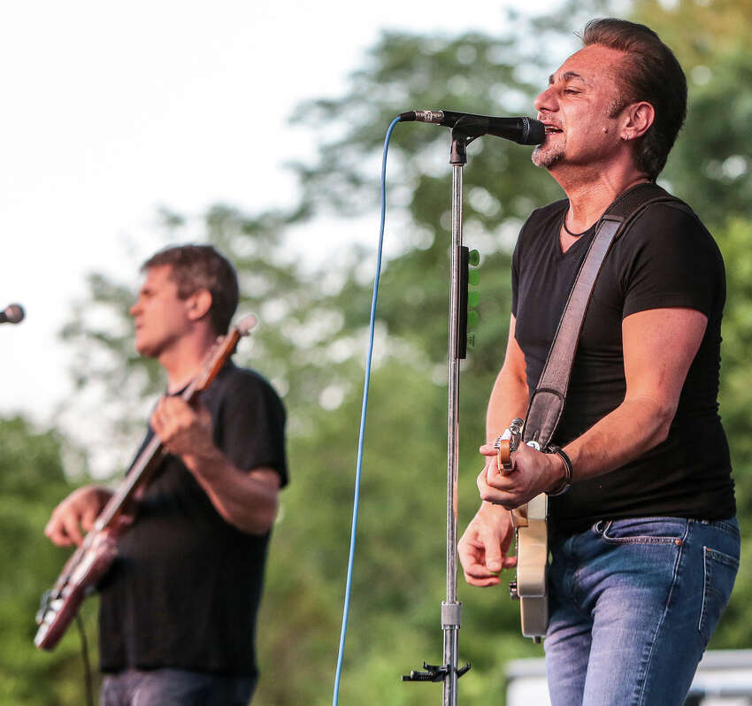 Tramps Like Us, a Bruce Springsteen cover band, will play at the Hamden Town Center Park during a benefit concert for Circle of Care on Friday. Find out more.