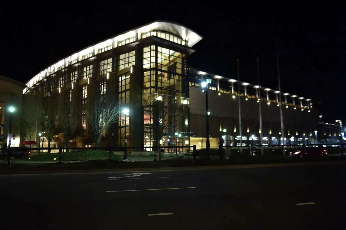 Connecticut Convention Center in Hartford.