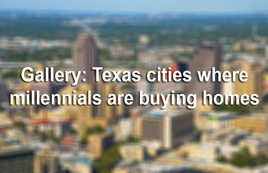 With reasonably low home prices and increased job opportunities, Texas is calling in millennials from across the U.S. Click ahead to see where millennials are buying homes. Photo: File