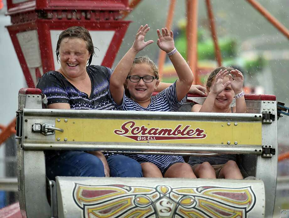 The annual North Branford Potato and Corn Festival takes place Friday through Sunday. Find out more.  Photo: Catherine Avalone / New Haven RegisterThe Middletown Press